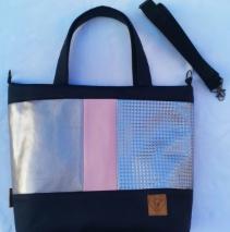 textilbőr táska